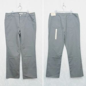 Jones New York Sport Straight Leg Pants